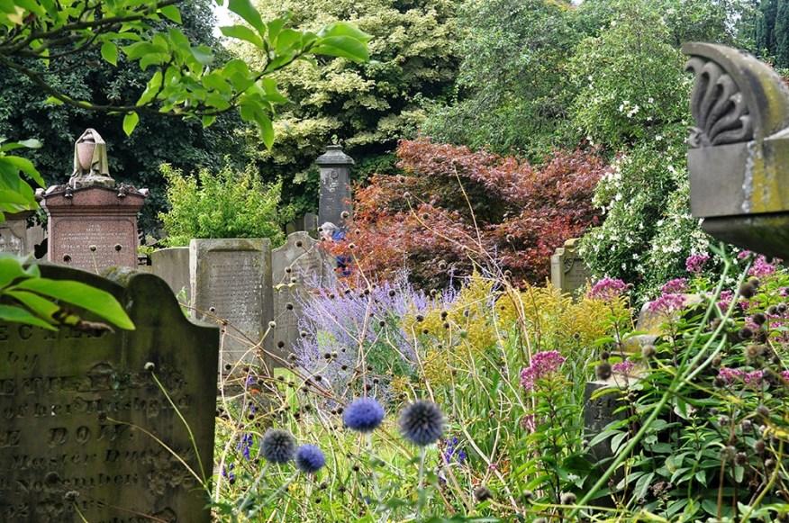 Friedhöfe in Schottland bieten keltische Kreuze und viele Geschichten und Legenden, die auf einer Reise nach Schottland entdeckt werden können.