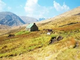 Schottlands Glen Affric Trail eignet sich als Wanderurlaub und für Trekkingreisen.