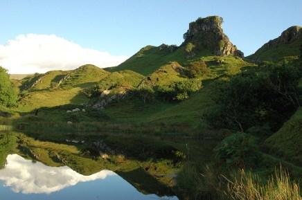 Reiseinformationen über die Insel Skye und Schottland findet man auch Schottlandreise.de