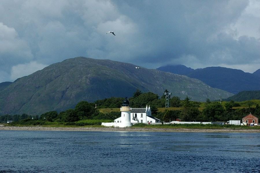 Fort William ist ein beliebter Stop bei unseren Schottlandreisen.
