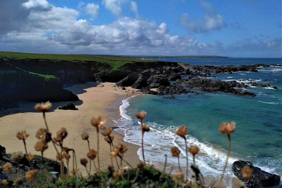 Die Segelreise Schottland führt auch auf die Hebrideninsel Lewis.