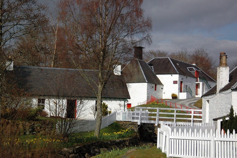 Auch eine Whiskybrennerei ist Teil des Programms unserer Standortreise Schottland.
