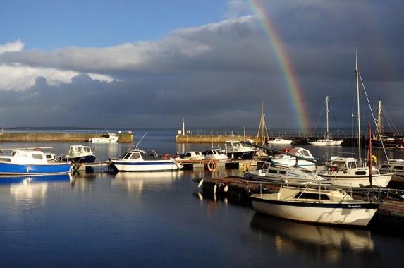 Das Wetter in Schottland ist abwechslungsreich und im Schottlandurlaub mit Wind&Cloud Travel ist man für jedes schottisches Wetter gewappnet.