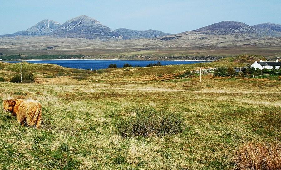 Auf der Whiskyreise hat man von Islay hat man gemeinhin den besten Blick auf Jura.