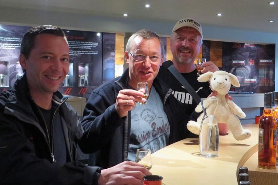 Unsere Whiskyreisen nach Islay sind Kleingruppenreisen mit deutschsprachiger Begleitung.