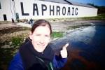 Eine deutschsprachige Reiseleitung gehoert zum Standard unserer Whiskyreisen nach Islay.