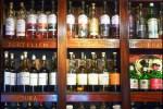 Einige Whiskybars auf Islay, die wir auf der Whiskyreise aufsuchen, sind beruehmt.