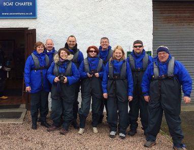 Wir organisieren ihre Incentive Firmen Reise durch Schottland mit Erfahrung.