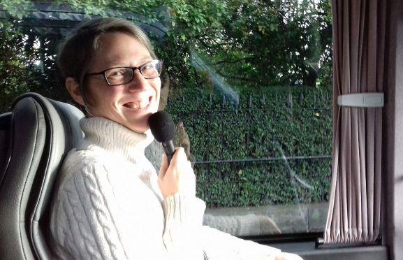 Auf unserem Reiseleiter Training in Schottland lernt ihr den Beruf des Reiseleiters kennen.