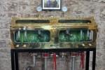 Auch eine Whiskybrennerei wird waehrend der Whiskyreise Edinburgh angefahren.