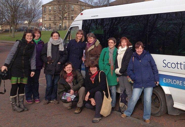 Der Reiseleiter Workshop in Schottland bringt Ihnen das Berufsfeld nahe.