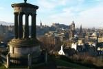 In Edinburgh führen wir Stadtfuehrungen auf deutsch durch.