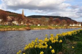 Scheuen Sie sich nicht vor einer Reise nach Schottland im Maerz, der ein toller Reisemonat sein kann.