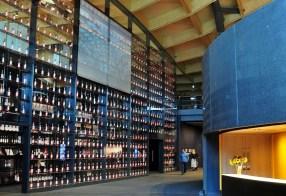 Das Besuchszentrum der Macallan Distillery ist ein Prestigebau.