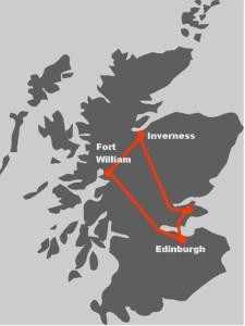 Bei dieser Schottlandreise dreht sich alles um Outlander.