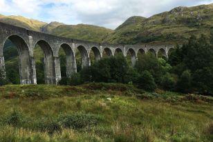 Eine Bahnreise auf der West Highland Line ist ein besonderes Bahnerlebnis.