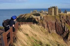 Dunnottar Castle sollte Teil einer Schottlandreise sein.