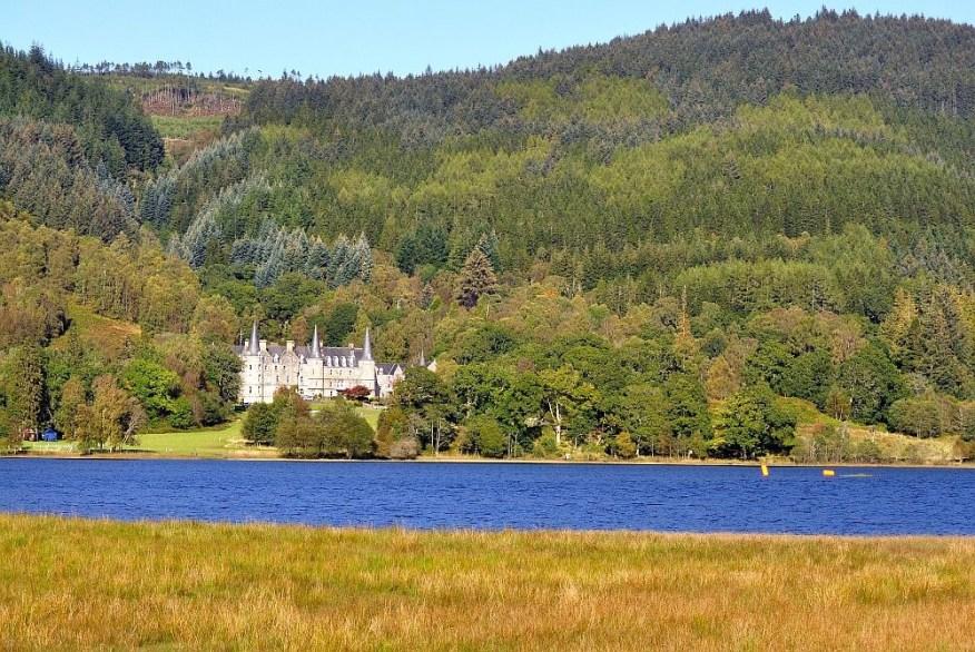 Der September und Oktober ist perfekt fuer eine Schottlandreise.