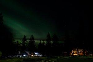 Polarlichter sind auch in Schottland zu sehen