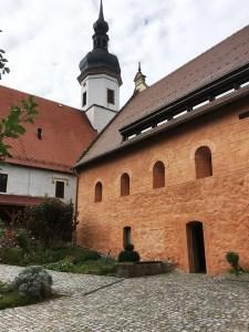 Riesa, Klostergarten