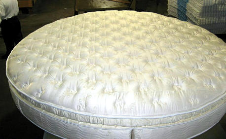 Mattress Round Bed