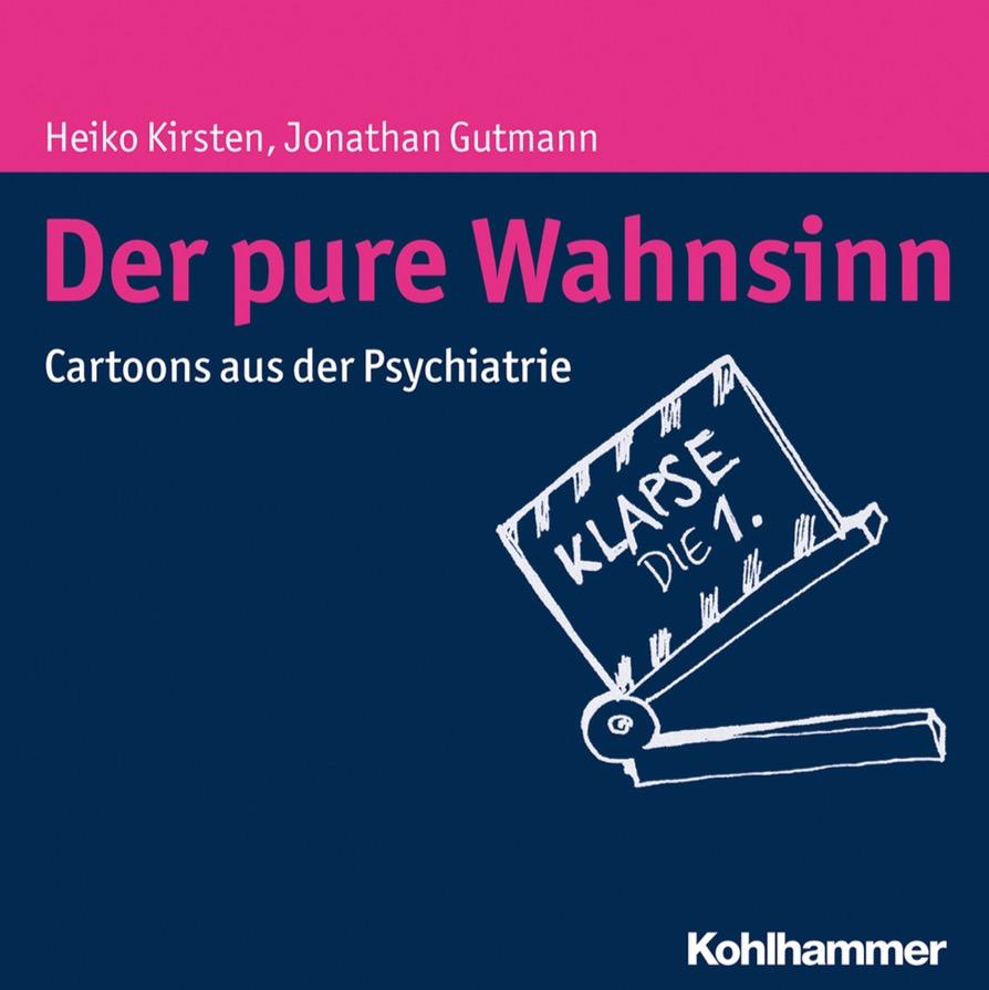 """Der pure Wahnsinn"": Comics aus der Psychiatrie"
