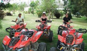 quads near plettenberg bay