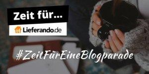 #ZeitFürEineBlogparade
