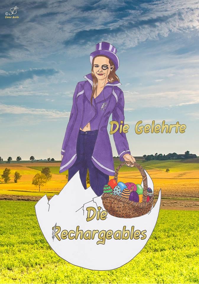 Wie ich zu einem violetten Zylinder gekommen bin – Mein Weg zu den Rechargeables