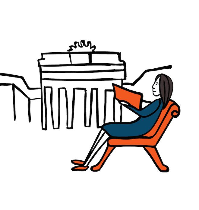 Creative Writing Incentive in Berlin