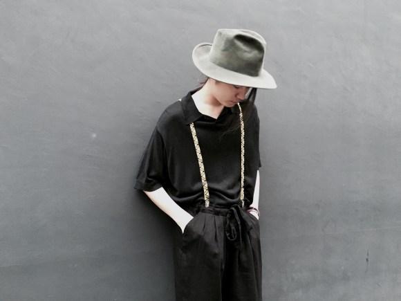 Suspenders Style