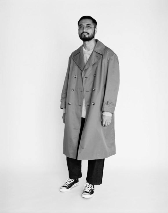 WYATT 2016 Autumn&Winter Collection Look