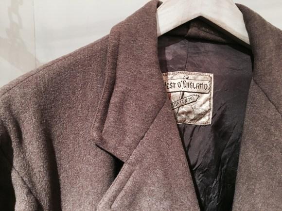 Vintage Washed Coat