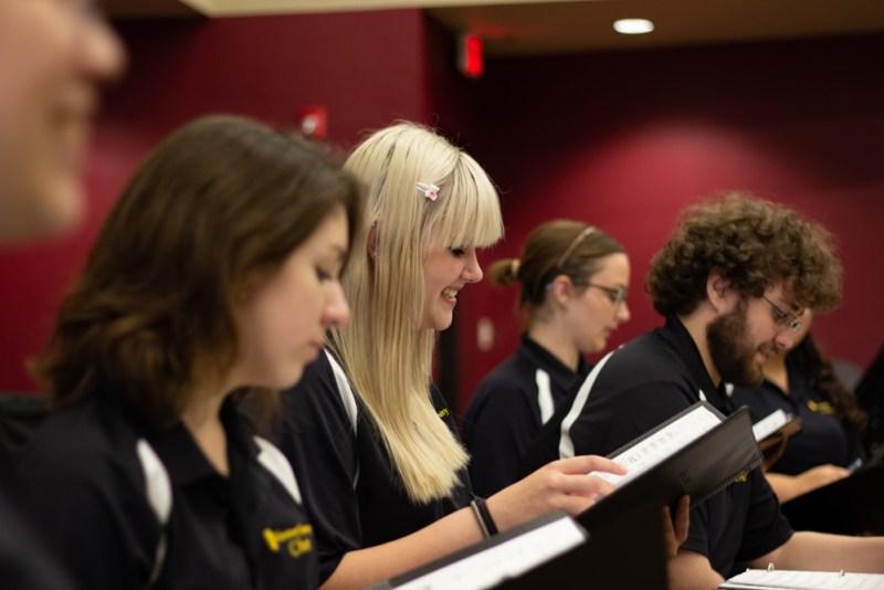 """Schreiner University Choir Presents """"Spectrum!"""""""