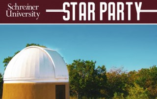 Star Party at Schreiner University