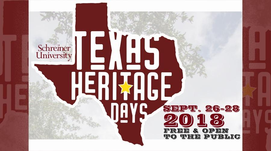 Schreiner University Presents Texas Heritage Days