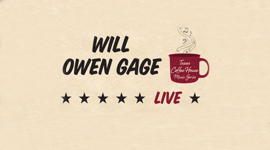 Will Owen Gage at Schreiner's Coffeehouse Music Series