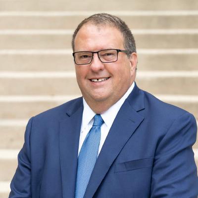 Don Frazier - Director of The Texas Center at Schreiner University