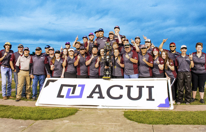 Schreiner Shotgun Team ACUI Collegiate Clay Target National Champions