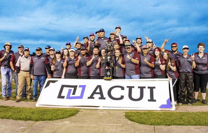 Schreiner Shotgun Team ACUI Collegiate Clay Target National Champions