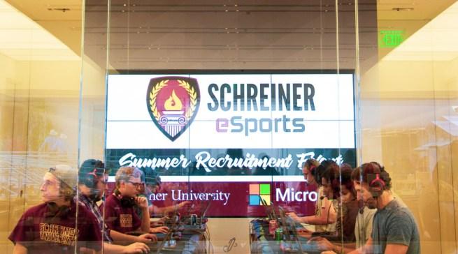 Schreiner Varsity Programs eSports
