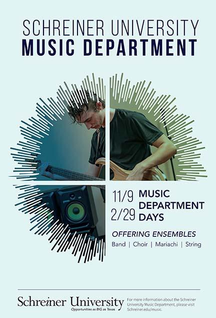 Music Department Days