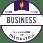 Schreiner University College of Distinction Business 2019-2020