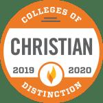 Schreiner University College of Distinction Christian 2019-2020