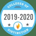 Schreiner University College of Distinction 2019-2020