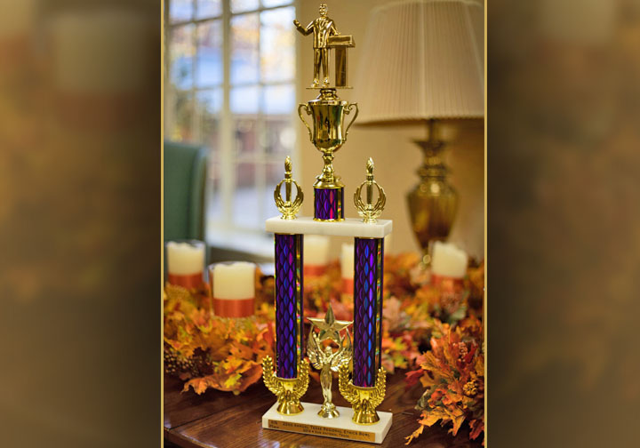 Ethics Bowl -Trophy - News