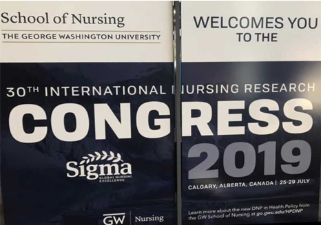 International Nursing Congress in Canada