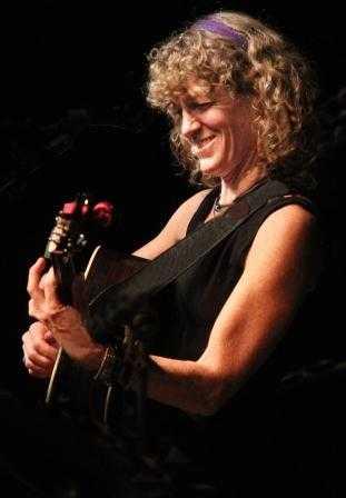 Songwriter Cosy Sheridan