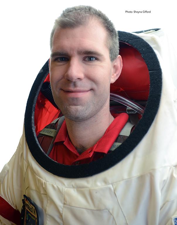 Andrzej Stewart, NASA JPL Solar System Ambassador