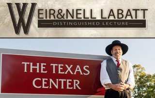 Weir and Nell Labatt Distinguished Lecture Series, featuring Dr. Richard Bruce Winders